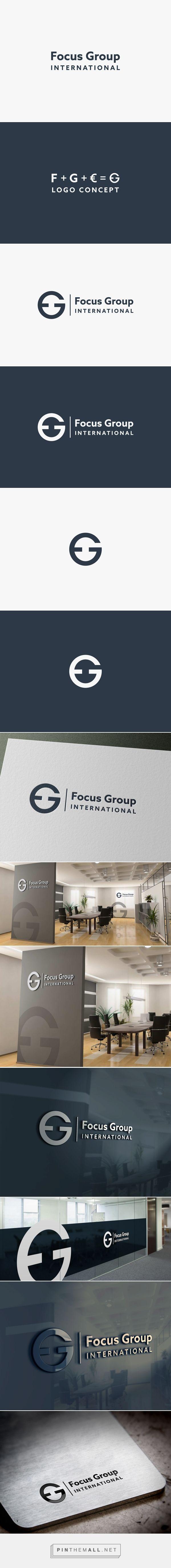 Focus Group // Financial Services on Behance - created via https://pinthemall.net #FinanceLogo