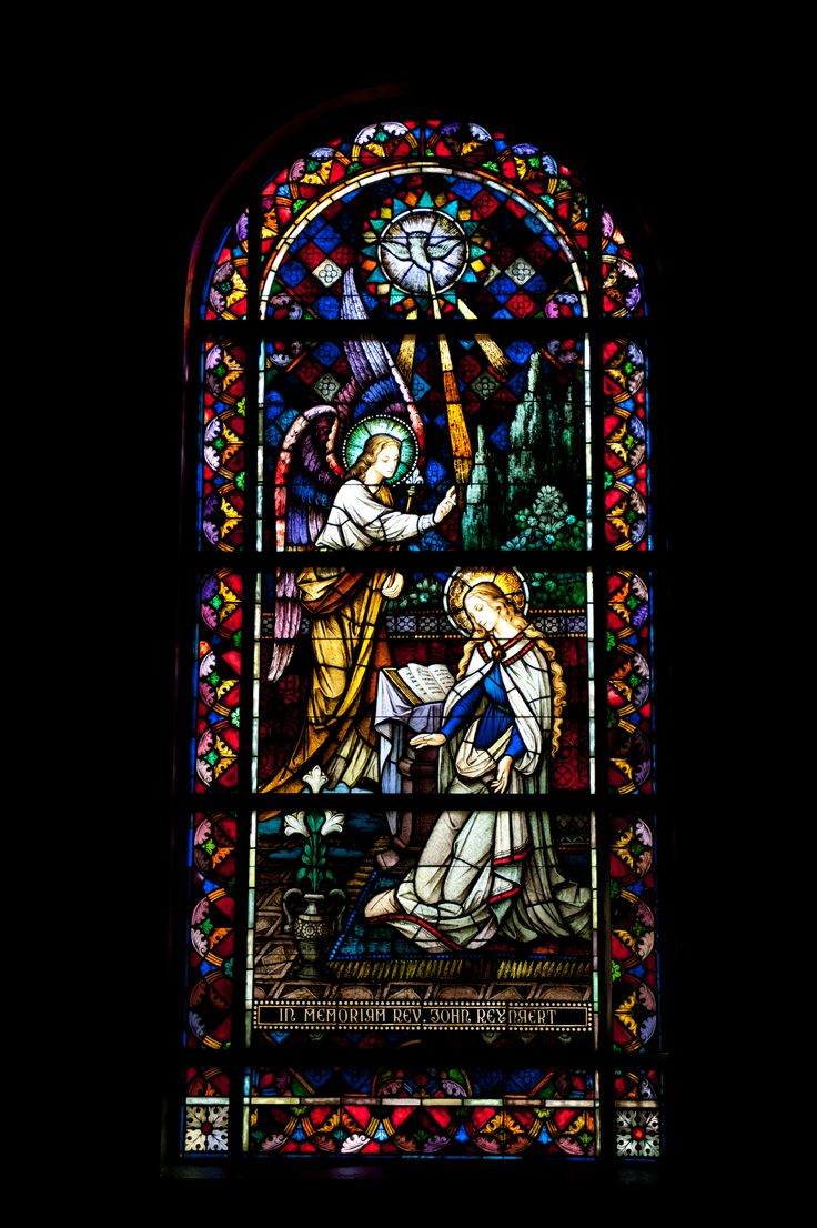 138 Best Church Stain Glass Images On Pinterest Church