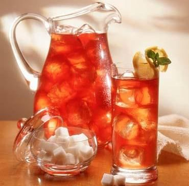 THE WORLDS MOST AMAZING WAY TO MAKE ICED TEA