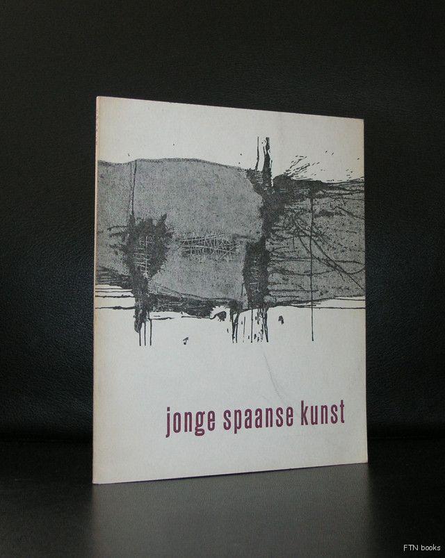 Stedelijk Museum# JONGE SPAANSE KUNST# 1959, nm