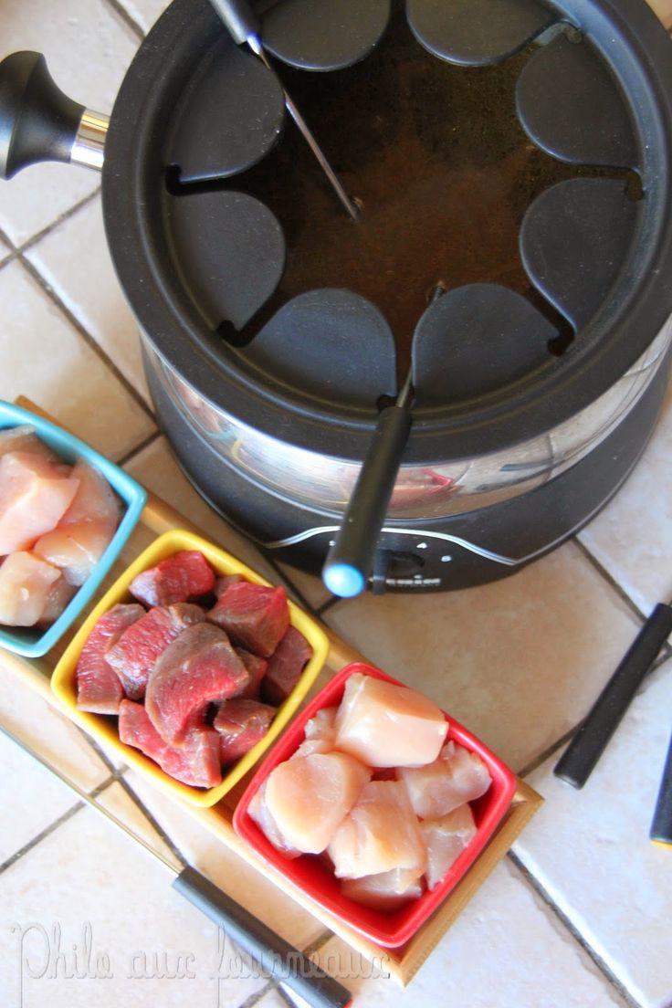 Philo aux fourneaux: Fondue de viande au bouillon