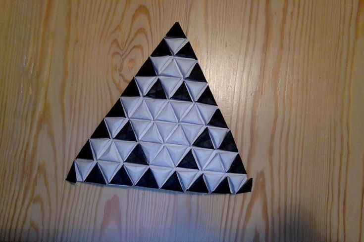 Tessellation Virginiabojong Other Ideas Discover Pinterest Water Bombs Origami