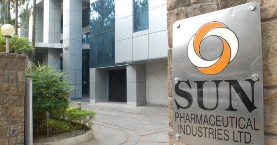 Sun Pharmaceuticals Industries Ltd on Tuesday declined around 8% in the morning session after its overseas arm Taro Pharmaceuticals Industries Ltd