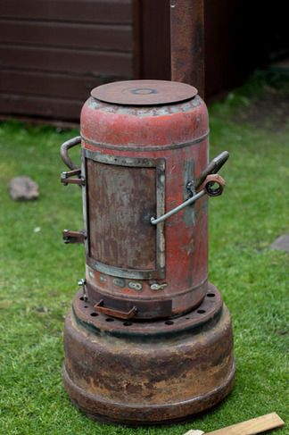 188 Best Images About Hot Water Tank Fire Pits On Pinterest Offset