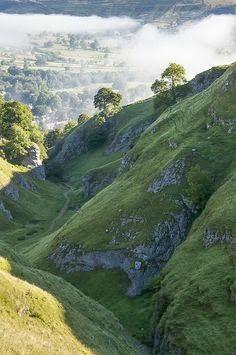 Castleton, Derbyshire, England