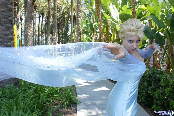 Elsa: Frozen