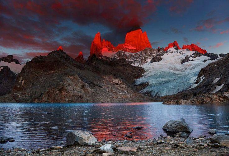 <3 Mount FITZ ROY, USHUAYA-PATAGONIA,ARGENTINA