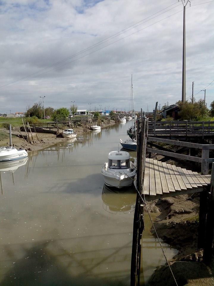 Port de La tremblade