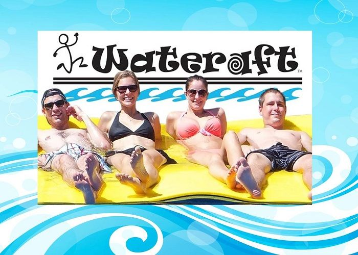 Introducing the Wateraft!
