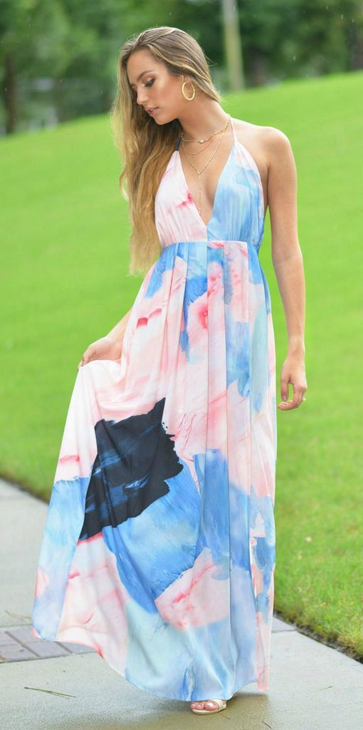 32f02bf2efb Watercolor Dream Dress from Cousin Couture.