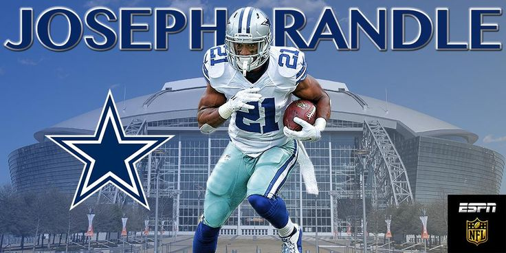 The first touchdown of the day goes to Joseph Randle.  Cowboys RB takes it 37 yards for the score.  DAL 7 ATL 0