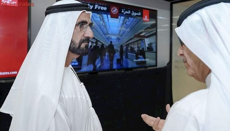 Sheikh Mohammed reviews Emirates' AI solutions