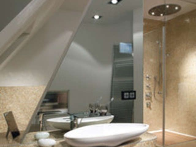 7 Interessant Rollputz Badezimmer Below Are The Rollputz Badezimmer This Post About Rollputz Badezimmer Was Posted Under The Badezimm In 2020 Bathroom Lighting Home Decor Decor