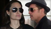 Angelina Jolie and Brad Pitt: It's About Their Kids, NOT That Actress