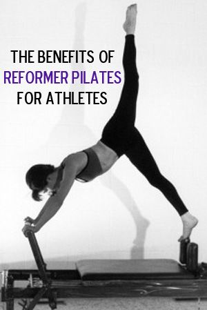 The Benefits of Reformer Pilates for Athletes
