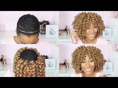 Cute Short Crochet Hairstyles : ... DID!!!!! on Pinterest Bobs, Short natural hairstyles and Cute bob