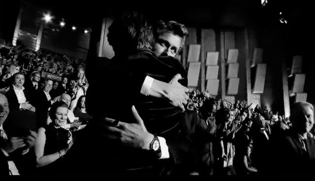Another one in B&W cause they make me emotional. credits to primrosehes on twitter. #skam#gullruten2017#evak#tarjei#isakandeven#even#henrikholm#tarjeisandvikmoe