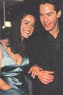 Keanu Reeves Sister   foto keanu reeves con sua sorella kim keanu reeves con sua sorella kim ...