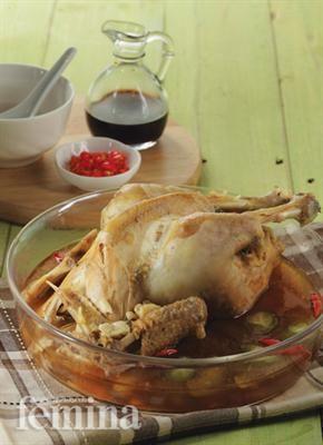 Ayam Kukus Segar Femina