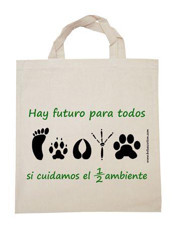 Resultado de imagen para bolsas  ecologicas de tela                                                                                                                                                                                 Más