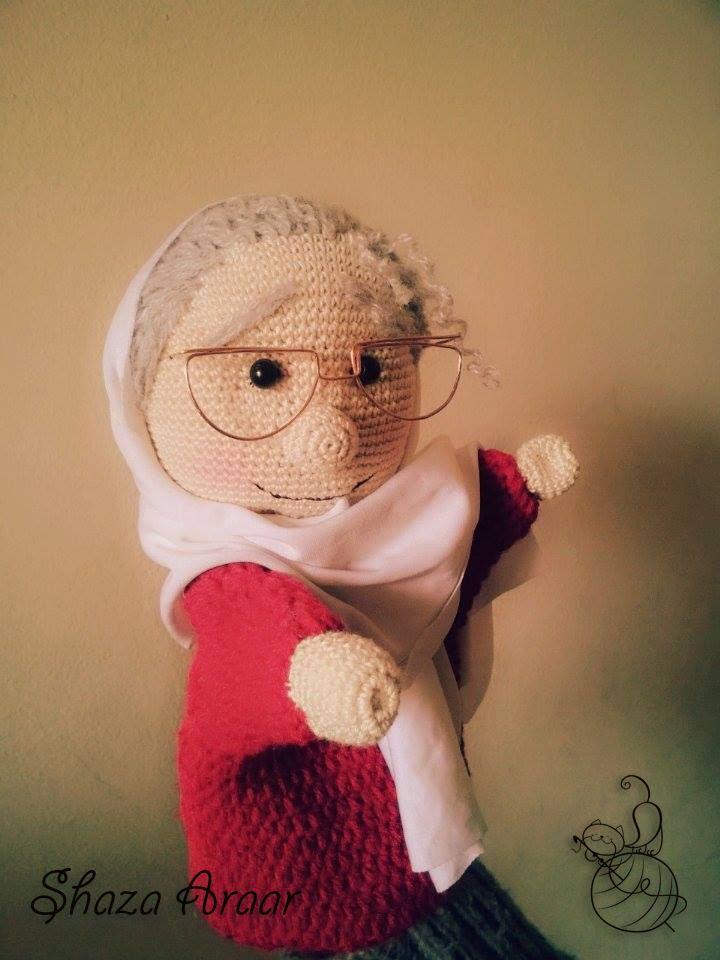 dody >> crochet doll <3