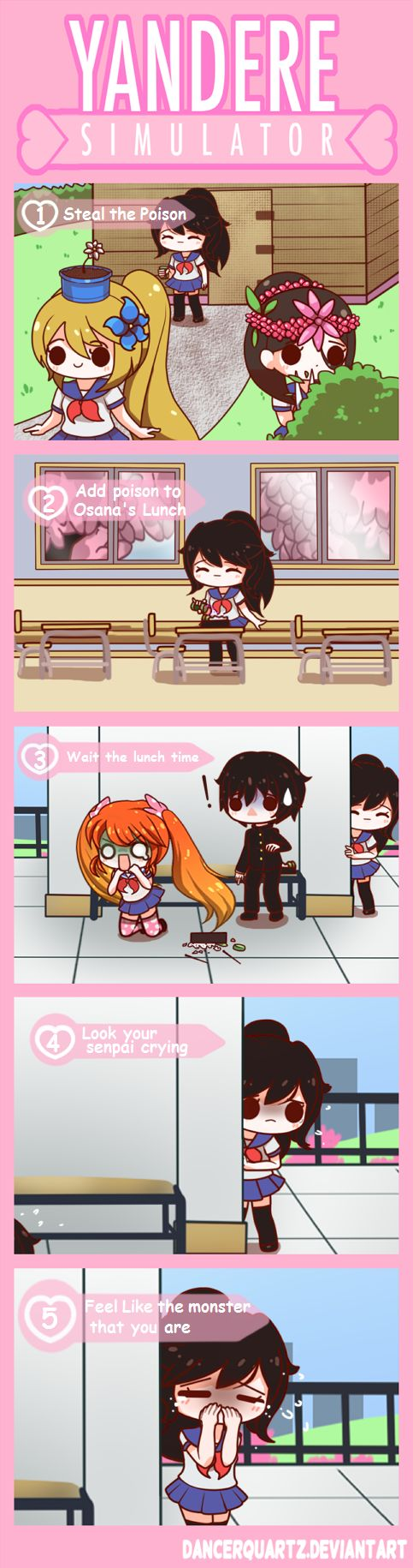 Yandere Comic - Poisoning Method by DancerQuartz on DeviantArt