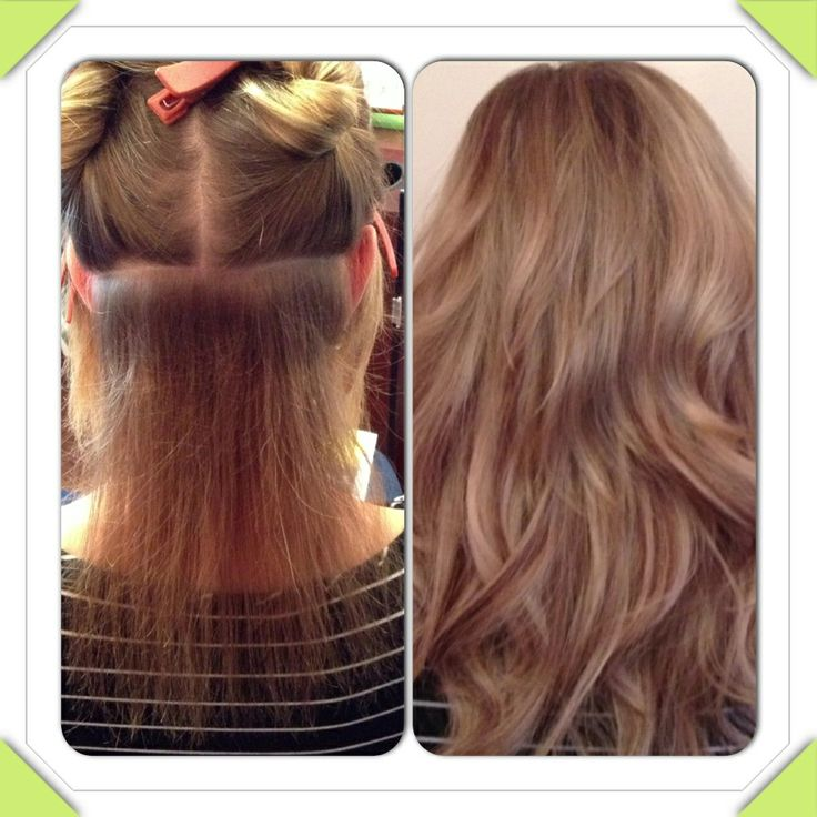 23 best great lengths hair extensions transformations by canadian great lengths hair extensions by the little house of great lengths in toronto canada perfectly blended there are four colours in there pmusecretfo Choice Image