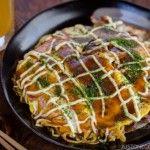 Hiroshima Okonomiyaki 広島風お好み焼き