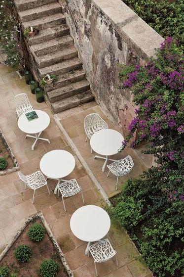 Aluminium #garden table TONIK by FAST #outdoor
