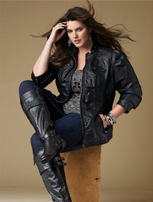Get your Biker Chic Glam on at Avenue