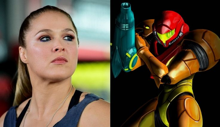 Ronda Rousey Wants A 'Metroid' Movie Made And She Wants To Play Samus