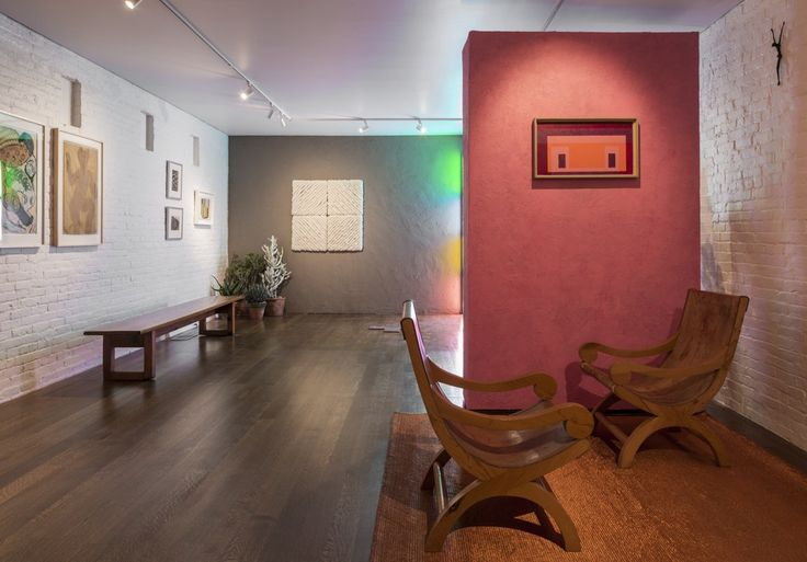 Mexican Architect Luis Barragán Takes the Spotlight at Timothy Taylor's New Manhattan Gallery