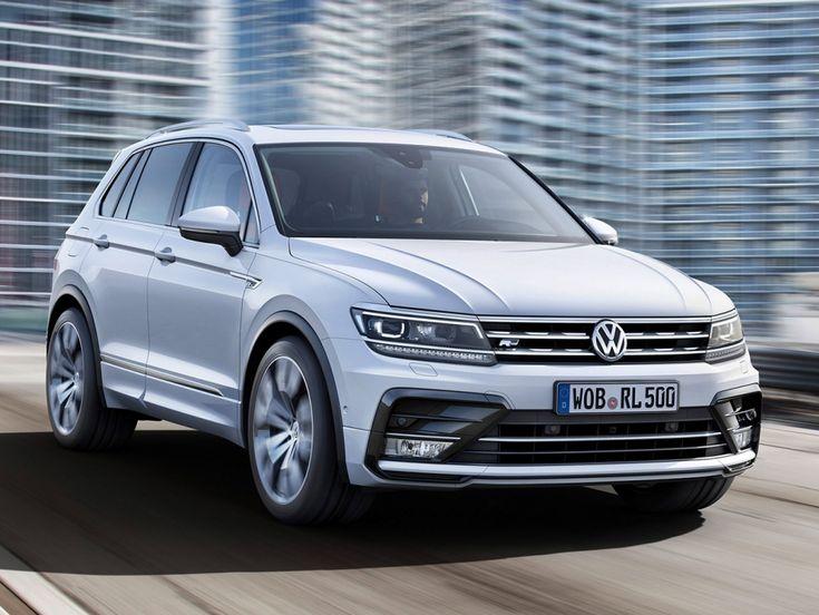 VW Tiguan II (2016): Preise und Ausstattung | Bild 2 - autozeitung.de
