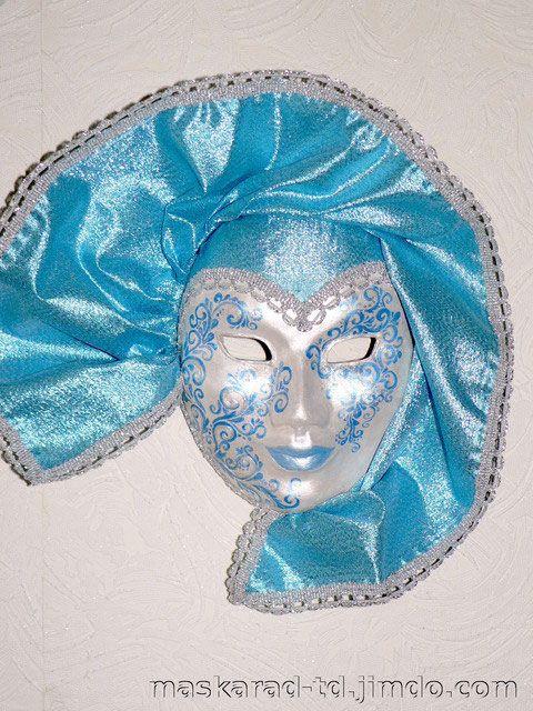 Венецианские маски - Сайт maskarad-td!