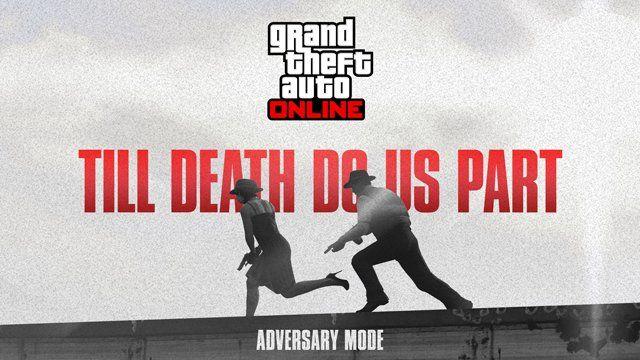 GTA Online Gets Valentine's Adversary Mode