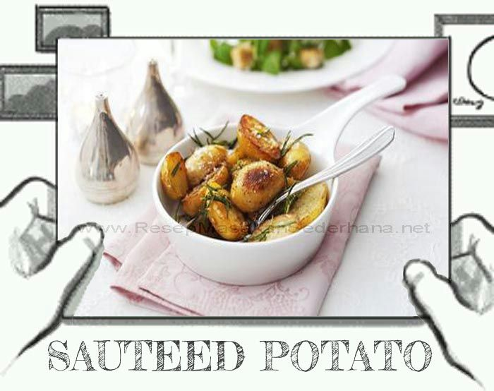 Resep Masakan Sederhana - Sauteed Potatoes  Video Cara Masak : http://www.youtube.com/watch?v=1yOQSscaTao  NB : website (http://ResepMasakanSederhana.net/) kami dalam proses pembuatan   #resep#masakan#sederhana#unik#unique#enak#recipes#food#salt#pepper#potato#sauted#kentang#rosemary