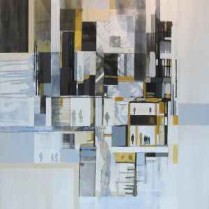 """""""Stacked Living"""" by Lisa Chandler"""