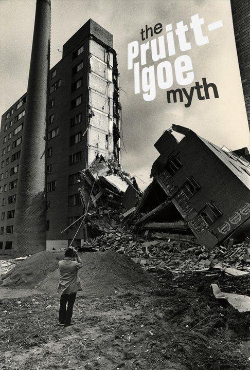 "Cinema e Arquitetura: Filme ""The Pruitt-Igoe Myth: an Urban History"""