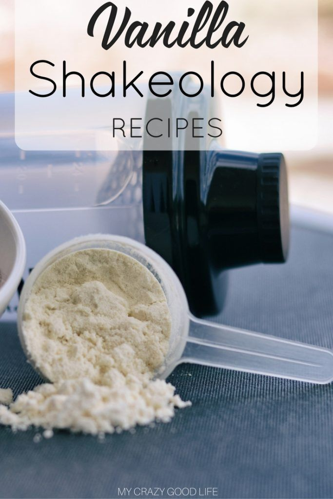 Vanilla Shakeology Recipes are more than just plain old dump and mix. You won't even realize you are doing something amazing for your body!