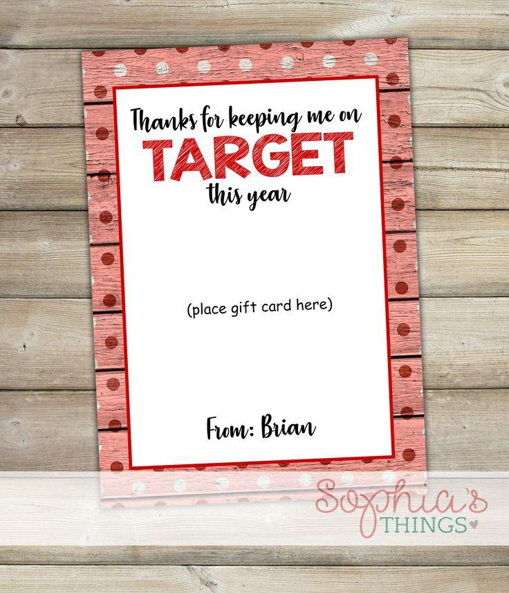 Gift card holder teacher appreciation gift card holder