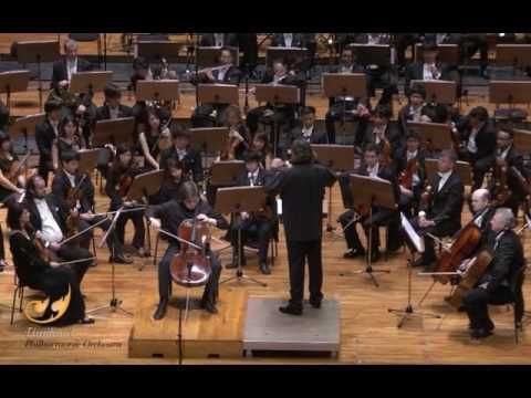 A. Dvorak: Cello Concerto in B minor, Op. 104, 2. Mov. Adagio, ma non tr...