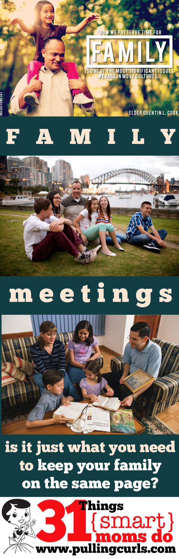 Best 25 Family Meeting Ideas On Pinterest Family Schedule