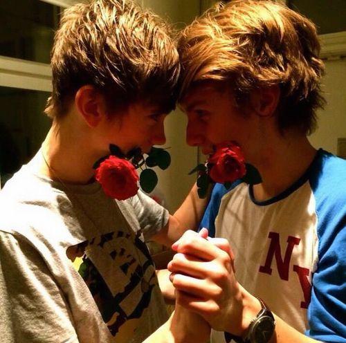 Too cute Felix and Oscar! Just Too Cute!