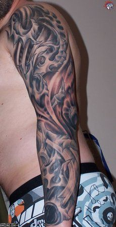 17 best images about bio organic mechanical tattoos on pinterest ink element tattoo and half. Black Bedroom Furniture Sets. Home Design Ideas