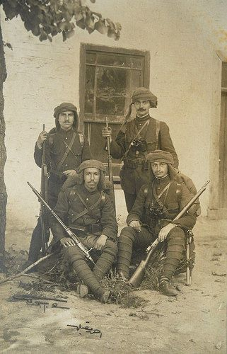 I. Dünya Savaşı Osmanlı Askerler | by OTTOMAN IMPERIAL ARCHIVES