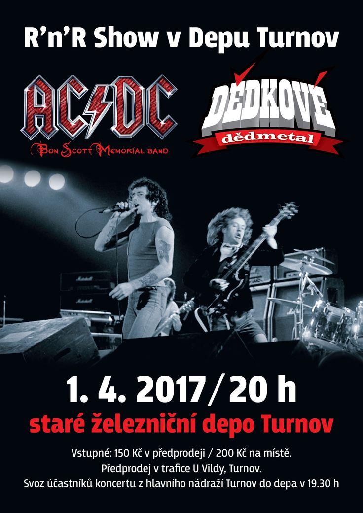 AC/DC Bon Scott revival