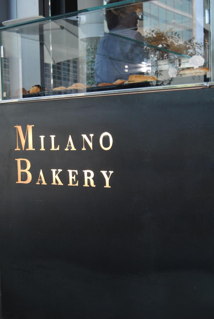 Milano Bakery...