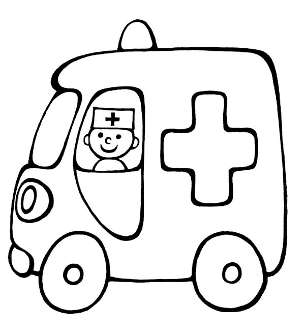 Vehicle coloring pages for babies 15