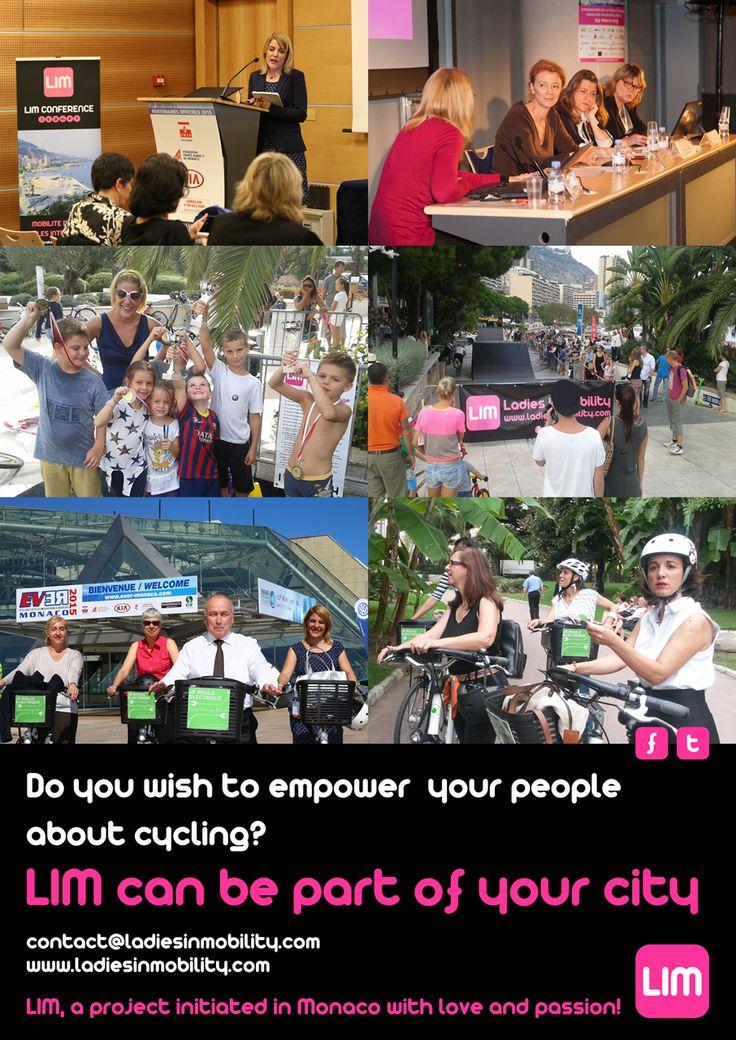Quelques jours avant l'ouverture de Vélo City à Nantes, LIM dévoile le poster qui sera exposé pendant l'événement et qui présentera ses réalisations en faveur de l'encouragement à l'usage du vélo dans les villes, notamment au travers de ses trois événements phares, comme... la LIM Conférence le LIM City Challenge for Children le LIM…