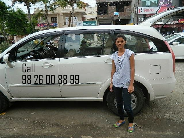 A1 Cab: Airport Pick Up Drop from Indore By Tata Aria Luxa...